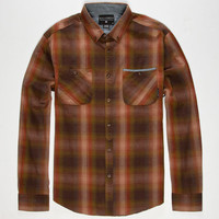 Billabong Goodson Mens Shirt Brown  In Sizes