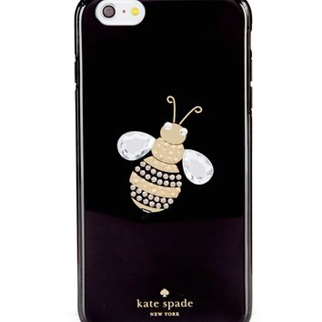 kate spade new york Jeweled Queen Bee iPhone 6 Plus Case | Dillards