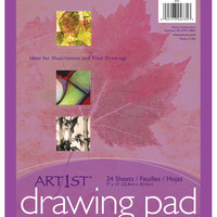 Drawing Pad 9X12