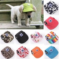 Dog Sport Hat / Baseball Cap - Protection with Style!