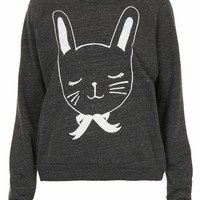 Bunny Tri-Wool Sweat
