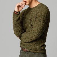 ROUND NECK SWEATER - Essentials - MEN - United States of America / Estados Unidos de América