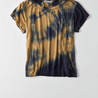 Don't Ask Why Fitted T-Shirt, Navy