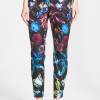 Women's Ted Baker London 'Kaify' Floral Print Trousers ,