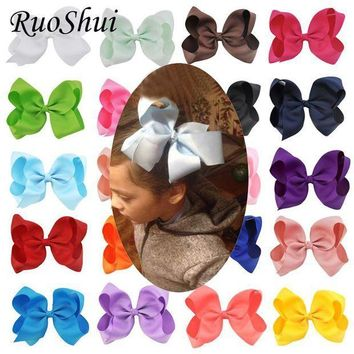 ICIK7Q Girl Bows Hair Clips