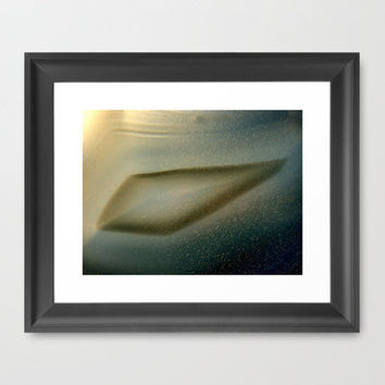 Alien Dreams Framed Art Print by Robert Gipson