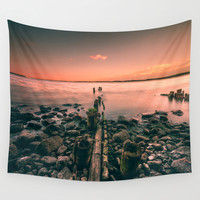 Guidance Wall Tapestry by HappyMelvin