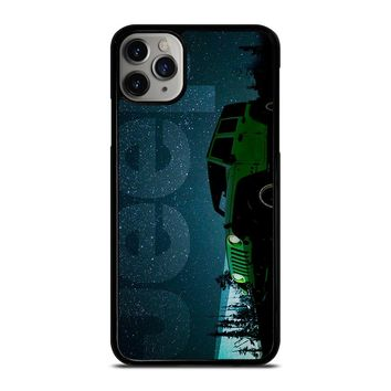 JEEP I LOVE STARRY NIGHTS iPhone Case Cover