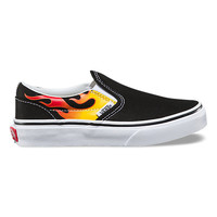Kids Flame Classic Slip-On   Shop Toddler Shoes At Vans