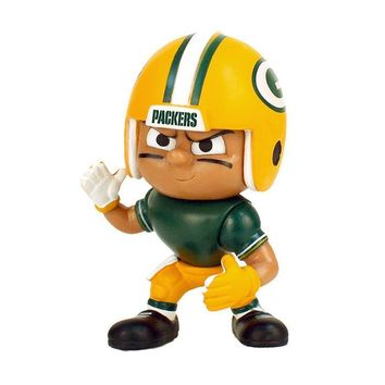 Lil Teammates Series Green Bay Packers Wide Receiver Figurine (Edition 4)