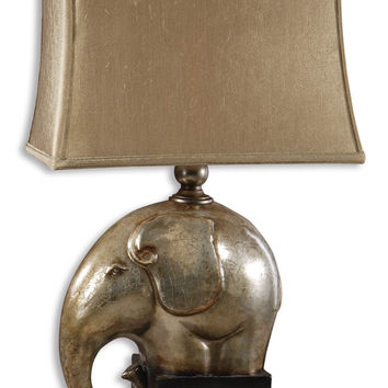 Abayomi Antique Champagne Lamp by Uttermost