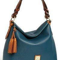 Women's Dooney & Bourke Leather Hobo - Blue