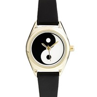 ASOS Mini Ying Yang Watch - Multi