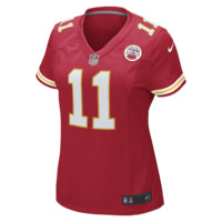 Nike NFL Kansas City Chiefs (Alex Smith) Women's Football Home Game Jersey