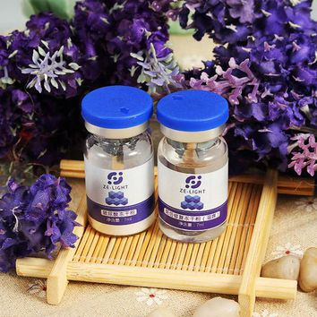 8pcs Hyaluronic Acid Liquid Active Biological Agents Lyophilized Powder Repair Moisturizing