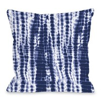 Dye Pattern Midnight Pillow | HauteLook