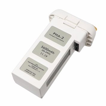5600mAh Large Capacity Intelligent Flight Battery Drone Accessories For DJI Phantom 2 For DJI Phantom 2 Vision+