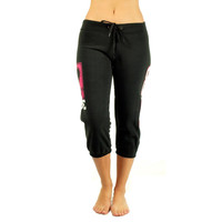 Special One Womens Dept Of Love  Fleece Capri Sweatpants