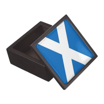 Scotland Flag Premium Gift Box