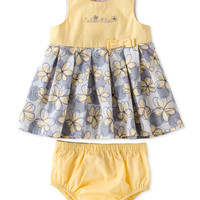 Calvin Klein Baby Girls' Daisy Dress