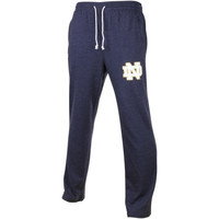 Notre Dame Fighting Irish Under Armour Legacy Sweatpants – Navy Blue