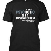 I'm The Hot 911 Dispatcher Everyone warned about