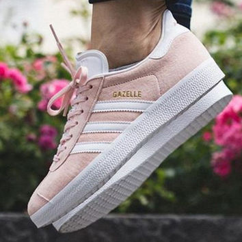 Adidas Originals Superstar GAZELLE City Pack Sneaker Pink 8200aaf4e58c