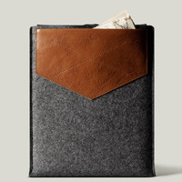 X Pocket iPad Case