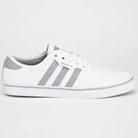 Adidas Seeley Mens Shoes Running White/Mid Grey/Running White  In Sizes