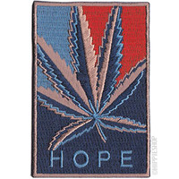 Weed Indeed Hope Weed  Patch on Sale for $4.99 at HippieShop.com