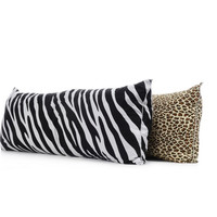 Animal Print Body Pillow