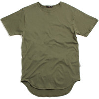 Original Long T-Shirt Olive