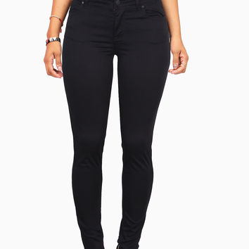 Hourglass Skinny Pants