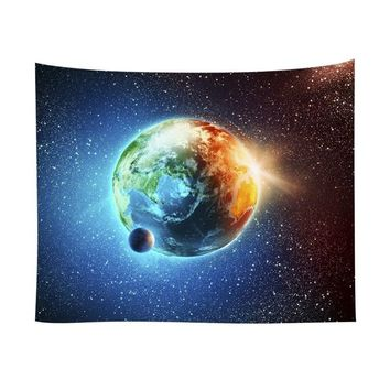 Cosmic Universe Tapestry