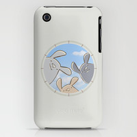 hello, are you there? iPhone & iPod Case by Artemio Studio