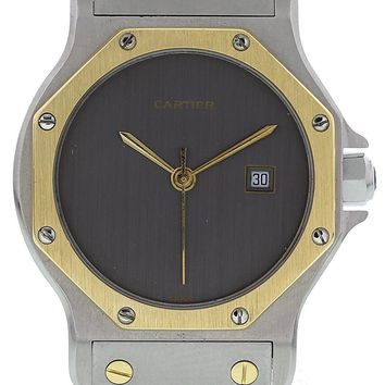 Cartier Unknown automatic-self-wind womens Watch Unknown (Certified Pre-owned)