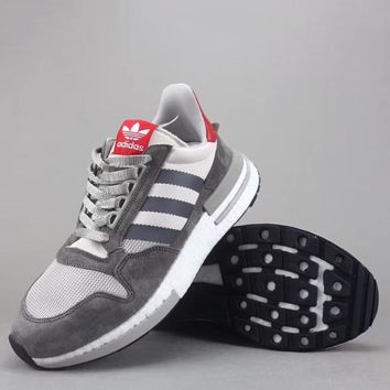 Trendsetter Adidas Zx 500 Rm  Women Men Fashion Casual  Sneakers Sport Shoes