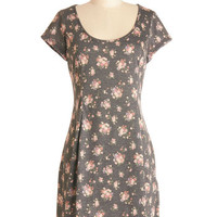 Short Sleeves Shift Sunlight It Up Dress