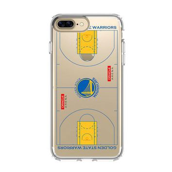 GOLDEN STATE WARRIORS NBA iPhone and Samsung Galaxy Clear Case