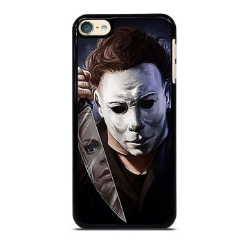 MICHAEL MYERS HALLOWEEN iPod Touch 6 Case Cover