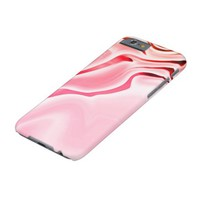 Pink Silky Flow IPhone 6S Case Barely There iPhone 6 Case