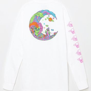 Future Moons Moon Waves Long Sleeve T-Shirt at PacSun.com