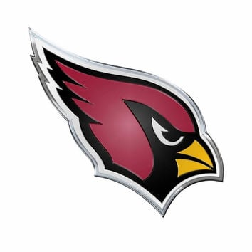 Arizona Cardinals Color Auto Emblem