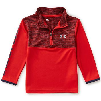 Under Armour Little Boys 2T-7 Elevation 1/4 Zip Pullover | Dillards