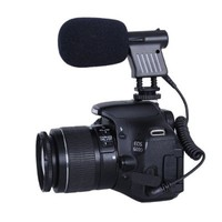 Movo VXR1000 Mini HD Shotgun Condenser Microphone for DSLR Video Cameras