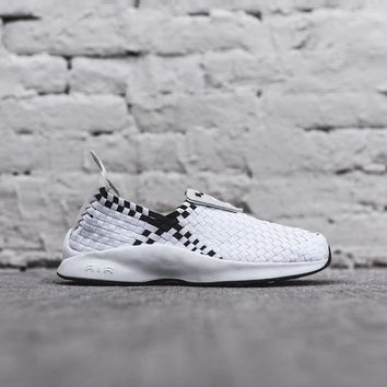 Nike Air Woven PRM - White / Black