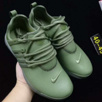 Nike Air Presto Ultra Men Fashion Casual Sport Shoes Sneakers Army Green G-A-HRWM