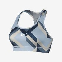 Check it out. I found this Nike Pro Printed Women's Sports Bra at Nike online.