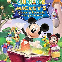 Mickey Mouse Clubhouse: Mickey'S Story