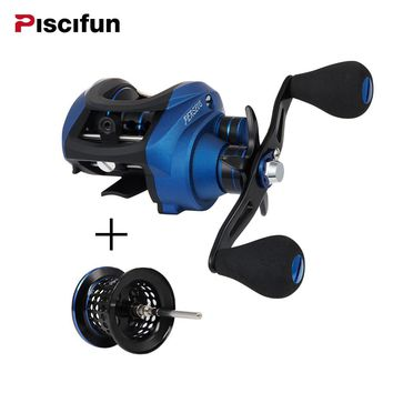 Fishing Reel Extra spool 8.4KG Magnetic brake centrifugal brake Light fishing Ba
